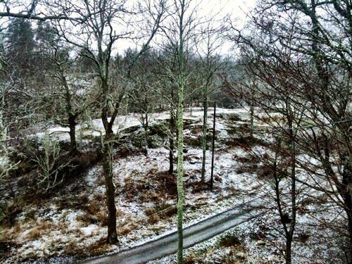 snö 27 december