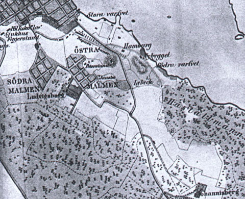 karta 1855