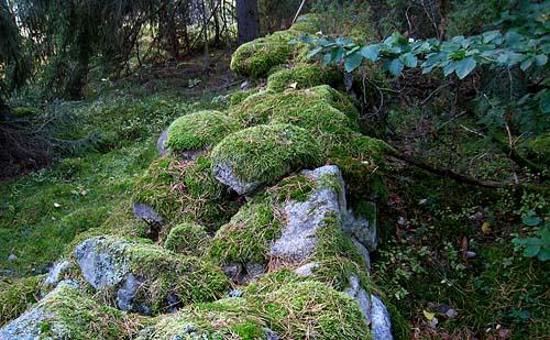 stenmur