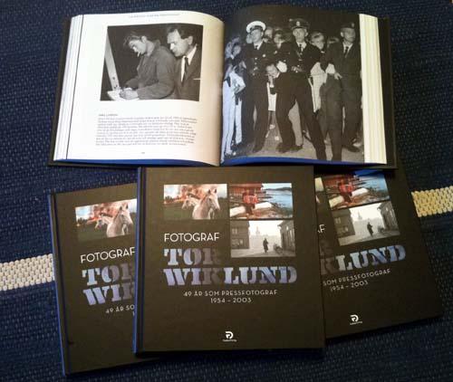 Tor Wiklunds bok