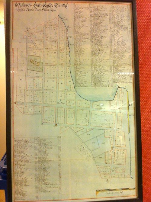 karta 1707