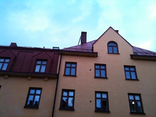 Hus i Midsommarkransen