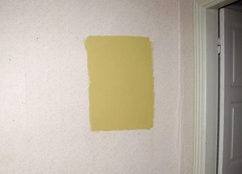 målningsprov