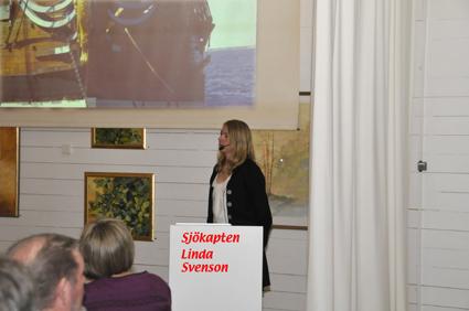 Linda Svensson i Västervik 2011