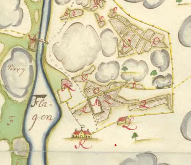 Underbara gamla kartor